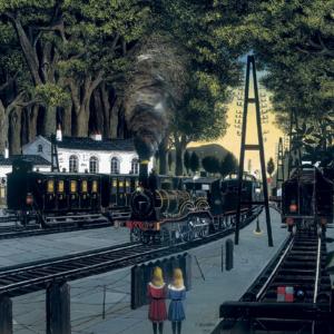 La Gare Forestière